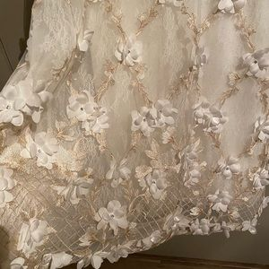 Marchesa Notte Duchess Dress